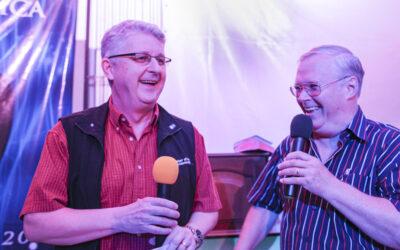 Program 5. Lennart predikar i Argentina