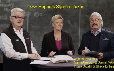 """Avsnitt 33 – """"Hoppets Stjärna i fokus"""""""