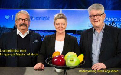 Avsnitt 43 – Livsberättelse med Morgan på Mission of Hope
