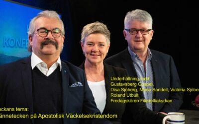 """Avsnitt 45 – """"Kännetecken på Apostolisk Väckelsekristendom"""""""