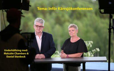 Avsnitt 51 – Inför Kärrsjökonferensen