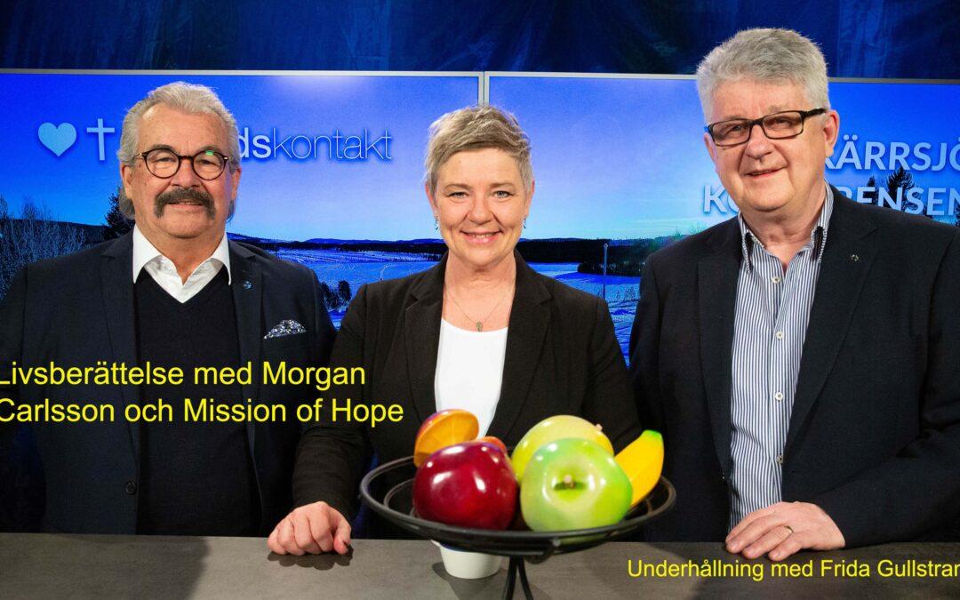 Avsnitt 49 – Livsberättelse med Morgan på Mission of Hope