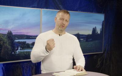 Avsnitt 55 – Gudstjänst med Morgan Carlsson